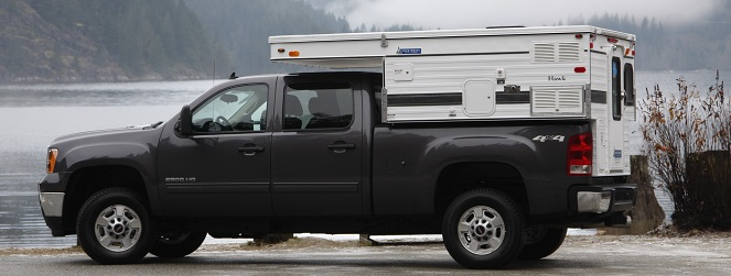 Four Wheel Camper >> Four Wheel Campers Canada