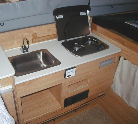 Four Wheel Campers Canada Swift Model