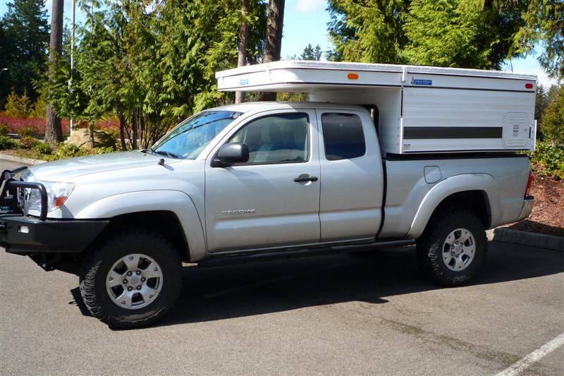 Four Wheel Campers Canada - Swift model...